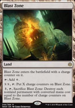 War of the Spark: Blast Zone