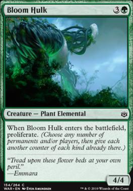 War of the Spark: Bloom Hulk