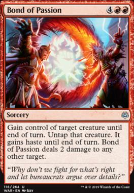 War of the Spark: Bond of Passion