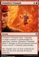 War of the Spark: Chandra's Triumph