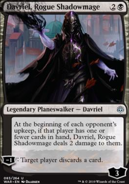 War of the Spark: Davriel, Rogue Shadowmage