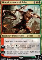 War of the Spark: Domri, Anarch of Bolas