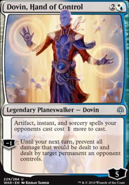 War of the Spark: Dovin, Hand of Control