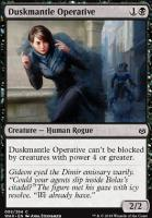 War of the Spark: Duskmantle Operative