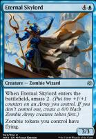 War of the Spark Foil: Eternal Skylord