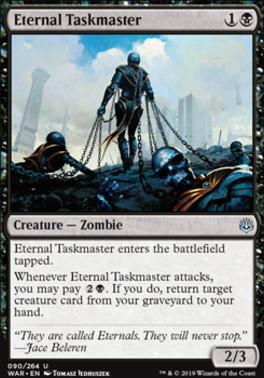 War of the Spark: Eternal Taskmaster