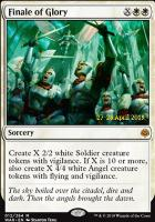Promotional: Finale of Glory (Prerelease Foil)