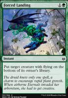 War of the Spark Foil: Forced Landing