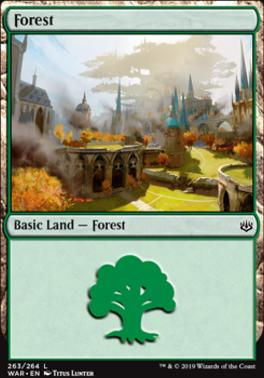 War of the Spark: Forest (263 B)