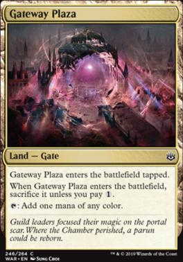 War of the Spark: Gateway Plaza
