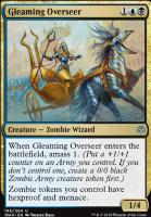 War of the Spark Foil: Gleaming Overseer