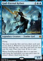 Promotional: God-Eternal Kefnet (Prerelease Foil)