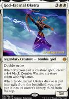 Promotional: God-Eternal Oketra (Prerelease Foil)