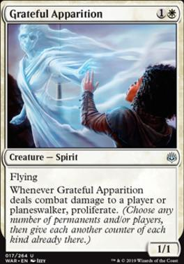 War of the Spark: Grateful Apparition