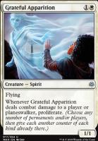 War of the Spark: Grateful Apparition
