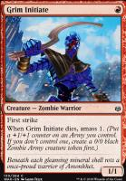 War of the Spark Foil: Grim Initiate