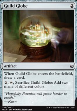 War of the Spark: Guild Globe