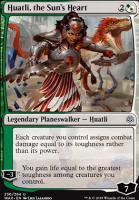 War of the Spark: Huatli, the Sun's Heart