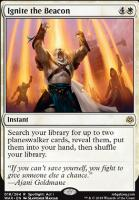 War of the Spark Foil: Ignite the Beacon