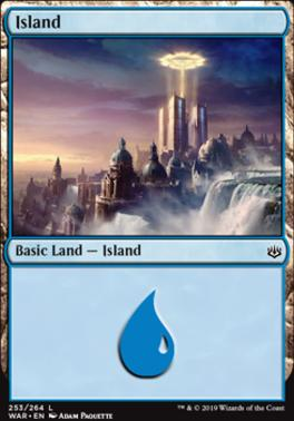 War of the Spark: Island (253 A)
