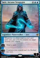 War of the Spark: Jace, Arcane Strategist (Foil - Planeswalker Deck)