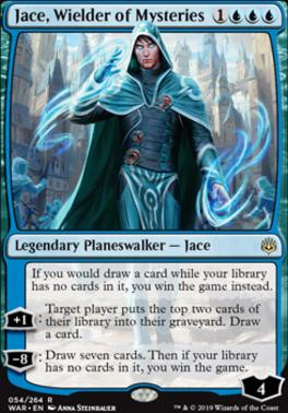 War of the Spark: Jace, Wielder of Mysteries