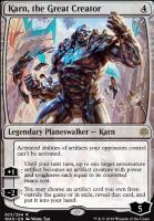 War of the Spark: Karn, the Great Creator