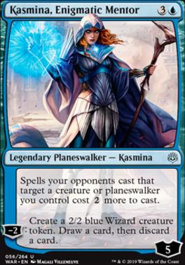 War of the Spark: Kasmina, Enigmatic Mentor