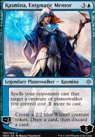 War of the Spark Foil: Kasmina, Enigmatic Mentor