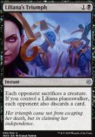 War of the Spark: Liliana's Triumph