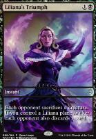 Promotional: Liliana's Triumph (Open House Foil)