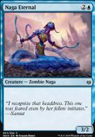 War of the Spark Foil: Naga Eternal