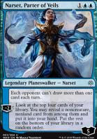 War of the Spark: Narset, Parter of Veils