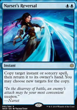 War of the Spark: Narset's Reversal