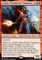 War of the Spark: Neheb, Dreadhorde Champion