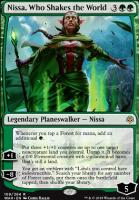 War of the Spark: Nissa, Who Shakes the World