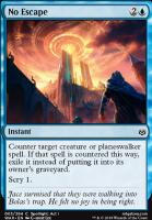 War of the Spark Foil: No Escape