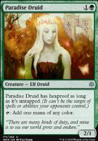 War of the Spark: Paradise Druid
