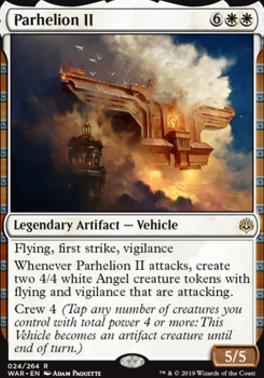 War of the Spark: Parhelion II