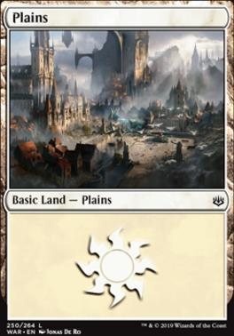 War of the Spark: Plains (250 A)