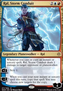 War of the Spark: Ral, Storm Conduit