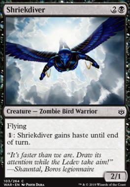 War of the Spark: Shriekdiver