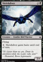 War of the Spark Foil: Shriekdiver