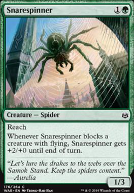 War of the Spark: Snarespinner