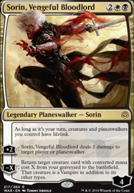 War of the Spark: Sorin, Vengeful Bloodlord