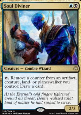 War of the Spark: Soul Diviner