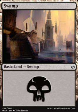War of the Spark: Swamp (256 A)