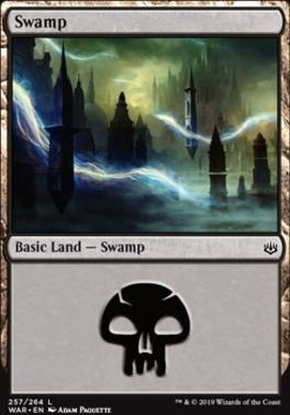 War of the Spark: Swamp (257 B)