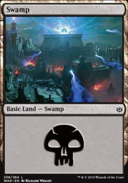 War of the Spark: Swamp (258 C)