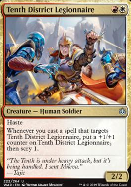 War of the Spark: Tenth District Legionnaire